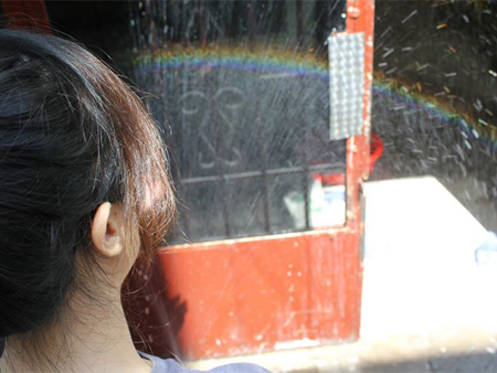 fairycorner  we can make a rainbow