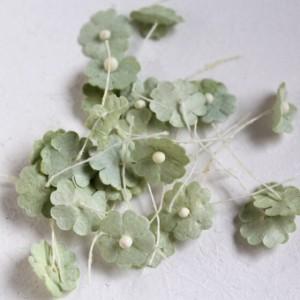 hoa giấy nguyên vật liệu làm handmade