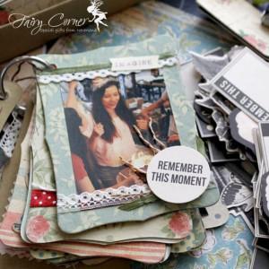gói rửa ảnh mini album (đứng)