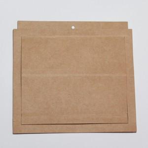 slide & stand-blank-card