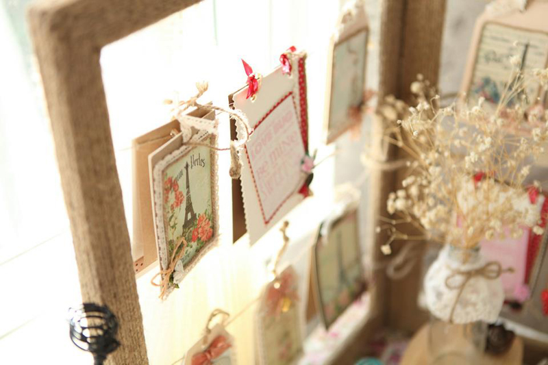 Fairy Corner - Trang tri dam cuoi handmade 3