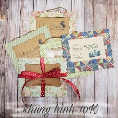 Shop quà tặng khung hình